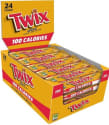 Twix 100-Calorie Candy Bar 24-Count for $9 + pickup at Walmart