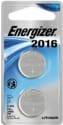 Energizer Lithium Coin Watch Battery 2-Pack for $2 + free shipping