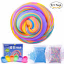 Fluffy Slime Scented Stress Relief Toy 6-Pack for $8 + free shipping w/ Prime