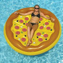 Swimline Inflatable Personal Pizza Pool Float for $40 + free shipping