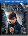 Fantastic Beasts on Blu-ray/DVD/Digital HD for $13 + pickup at Best Buy