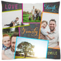 Personalized Photo Throw Pillows: 25% off + pickup at Walmart