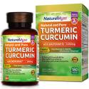 180 NatureMyst Turmeric Curcumin Capsules for $12 + free shipping
