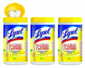 240 Lysol Disinfecting Wipes for $7 + free shipping