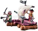 Playmobil Pirate Raft Building Kit for $6 + pickup at Walmart