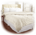 Gardenia Down Alternative Comforter from $12 + free shipping