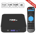T95M 4K 2GB/16GB Android TV Box for $39 + free shipping
