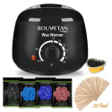 Bouvetan Waxing Hair Removal Kit for $10 + free shipping