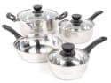 Sunbeam Alvordton 7-Piece Cookware Set for $15 + free shipping