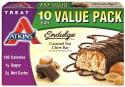 Atkins Endulge Treat Caramel Nut Bar 10ct for $8 + free shipping