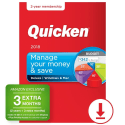 Quicken 2018 for PC and Mac from $33