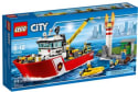 LEGO City Fire Fire Boat for $60 + free shipping
