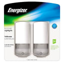 Energizer Automatic LED Nightlights 2-Pack for $4 + free shipping