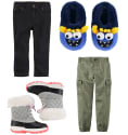 Carter's and OshKosh Kids' Pants and Shoes Buy 1 pair, get 2nd free + free shipping w/ $50