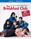 The Breakfast Club: 30th Anniversary Blu-ray for $6 + pickup at Walmart