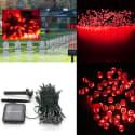 Solar Powered 60-LED Fairy Light Strand for $6 + free shipping