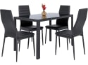 Best Choice Products 5-Piece Dining Table for $165 + free shipping