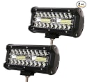Nao LED Work Light Bar 2-Pack for $34 + free shipping