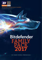 Bitdefender 2017 Unlimited Devices Sub for $27 + $3 s&h