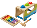 Spark Create Imagine Wooden Pound & Play for $14 + pickup at Walmart
