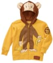 Curious George Toddler Character Hoodie for $10 + pickup at Walmart