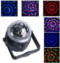 Morefine LED Disco Party Light for $9 + free shipping w/ Prime