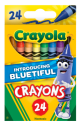 Crayola Classic Crayons 24-Count 2-Pack for $1 + pickup at Walmart