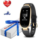 Lemfo Fitness Tracker w/ HRM for $24 + free shipping
