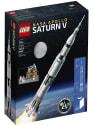 LEGO Ideas NASA Apollo Saturn V Set for $120 + free shipping