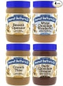 Peanut Butter & Co. Top Sellers 16-oz. 4pk for $14 + free shipping
