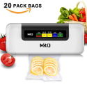MRQ 6-in-1 Vacuum Sealer for $50 + free shipping