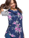 Ceasikery Women's Blouse for $10 + free shipping w/ Prime