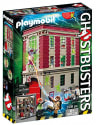 Playmobil Ghostbusters Firehouse for $56 + free shipping