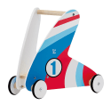 Hape Racing Stripes Wooden Push / Pull Walker for $52 + free shipping