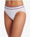 Jockey Women's Retro Stripe Hi-Cut Panties for $5 + pickup at Macy's