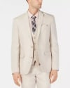 Bar III Men's Slim-Fit Linen Suit Jacket for $100 + free shipping