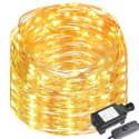 Lighting Ever 65-Foot 200-LED String Lights for $12 + free shipping w/ Prime