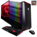 Cyberpower AMD Ryzen 7 8-Core Desktop PC for $1,000 + free shipping