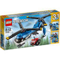 LEGO Creator Twin Spin Helicopter Set for $20 + free shipping w/ Prime