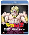 DragonBall Z: Broly Triple Feature Blu-ray for $13 + pickup at Walmart