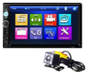 "7"" Bluetooth Car MP5 Player w/ Rear View for $41 + free s&h from China"
