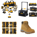 DeWalt Tools Combos at Home Depot: Up to 45% off + free shipping