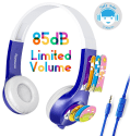 Mimoday Kids Volume-Limiting Headphones for $13 + free shipping w/ Prime