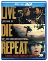 Live Die Repeat on 3D Blu-ray / Blu-ray for $15 + pickup at Best Buy