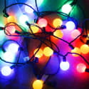Maxinda Globe Decorative 25-LED String Lights for $10 + free shipping w/ Prime