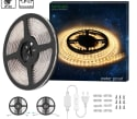 Minger 16-Foot Extendable LED Light Strip for $18 + free shipping w/ Prime