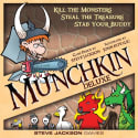Munchkin Deluxe for $19 + free shipping w/ Prime