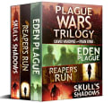 """Plague Wars: First Trilogy"" Kindle eBooks for free"
