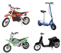 Razor Electric Vehicles and Toys: Extra 7% off, from $46 + free shipping