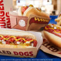 Burger King Classic Grilled Hot Dog for $1